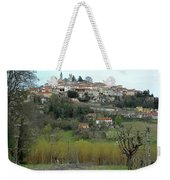 The Village And The Countryside Weekender Tote Bag