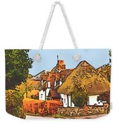 The Village Of Chilbolton Weekender Tote Bag
