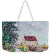 The Village Of Sablons Weekender Tote Bag