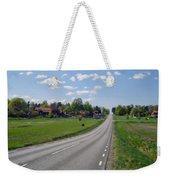 The Village Of Stjarna Weekender Tote Bag