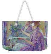 The Violet Kimono 1911 Weekender Tote Bag