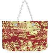 The Violinist Playwright Weekender Tote Bag