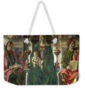 The Virgin And Saints Weekender Tote Bag