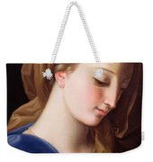 The Virgin Annunciate Weekender Tote Bag