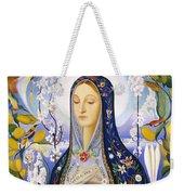 The Virgin,  Joseph Stella Weekender Tote Bag