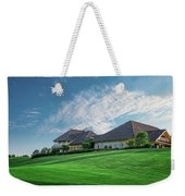 The Virtues Golf Course Clubhouse Weekender Tote Bag