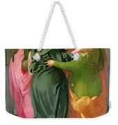 The Visitation Weekender Tote Bag