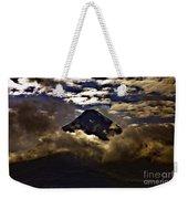 The Volcano Weekender Tote Bag