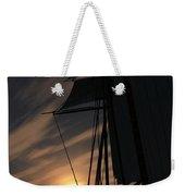The Voyage Home  Weekender Tote Bag