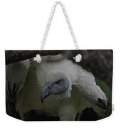 The Vulture Dry Brushed Weekender Tote Bag