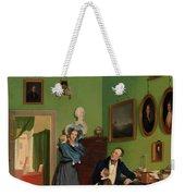 The Waagepetersen Family Weekender Tote Bag