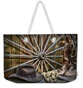 The Wagon Master Weekender Tote Bag