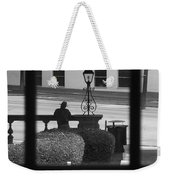 The Waiting Room Weekender Tote Bag