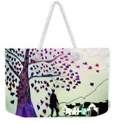 The Walk  Weekender Tote Bag