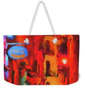 The Walkabouts - Spanish Red Moon Stroll Weekender Tote Bag