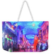 The Walkabouts - Sunset In Chinatown Weekender Tote Bag