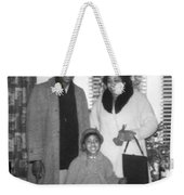 The Walkers Weekender Tote Bag