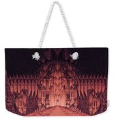 The Walls Of Barad Dur Weekender Tote Bag