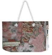 The Walls Of Venice Weekender Tote Bag