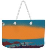 The Wandering Youth Weekender Tote Bag