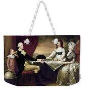 The Washington Family Weekender Tote Bag