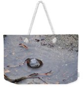 The Water Bubble Weekender Tote Bag