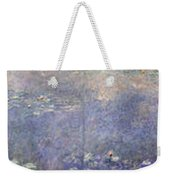 The Water Lilies, The Two Willows Weekender Tote Bag