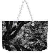 The Water Margins - Monochrome  Weekender Tote Bag