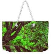 The Water Margins - Nutclough Woods Weekender Tote Bag