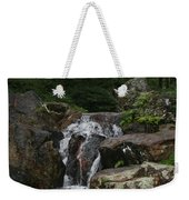 The Water Splashes On Weekender Tote Bag