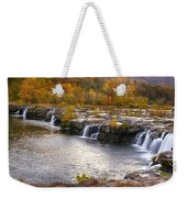 The Waterfalls Weekender Tote Bag
