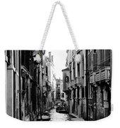 The Waterways Of Venice Weekender Tote Bag