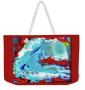 The Wave #2 Weekender Tote Bag