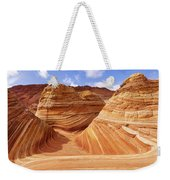 The Wave I Weekender Tote Bag