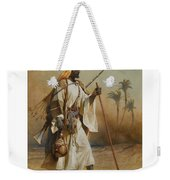 The Way From Sinai To Cairo Weekender Tote Bag
