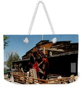 The Way It Was Virginia City Nv Weekender Tote Bag