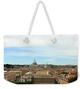 The Way To St. Peter's Basilica Weekender Tote Bag