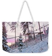 The Way To The Sky 2 Weekender Tote Bag