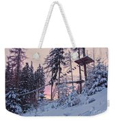 The Way To The Sky V2 Weekender Tote Bag
