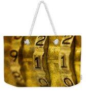 The Web Of Nine Eleven  Weekender Tote Bag