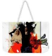 The Wedding Picture Weekender Tote Bag