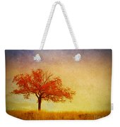 The Wednesday Tree Weekender Tote Bag
