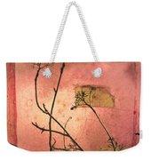 The Weeds Weekender Tote Bag