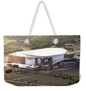 The Wells Fargo Center Weekender Tote Bag