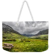 The Welsh Valley Weekender Tote Bag