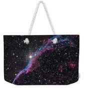 The Western Veil Nebula Weekender Tote Bag by Roth Ritter
