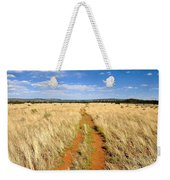 The Westward Trail Weekender Tote Bag