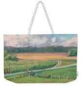 The Wheat Field Weekender Tote Bag