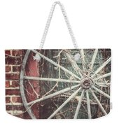 The Wheel And The Ivy Weekender Tote Bag