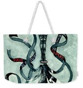 The Whip Weekender Tote Bag